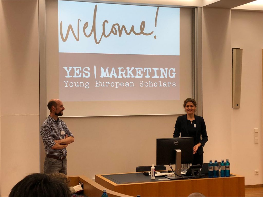 Welcome to YES 2019